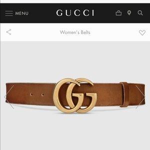 Gucci Mormont belt